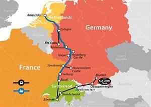 Rhine River Cruise – Fun For Less Tours