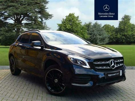 Gla 250, gla 250 4matic and amg gla 45. 2019 Mercedes-Benz GLA Class GLA 200 AMG Line Edition 5dr Auto Petrol black Auto | in Leigh-on ...