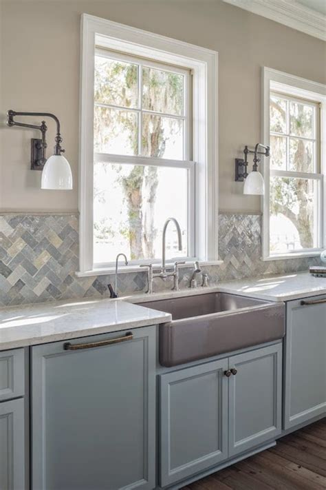 cream quartz counters transitional kitchen benjamin