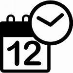 Clock Calendar Icon Symbol Icons Event Manychat