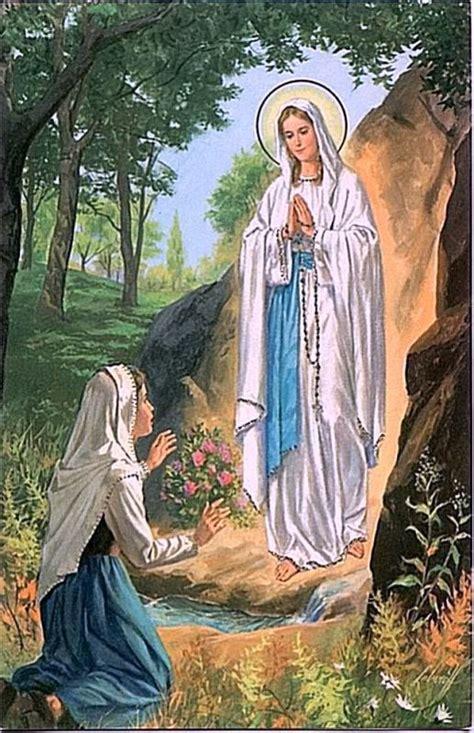 feast   lady  lourdes world day  prayer