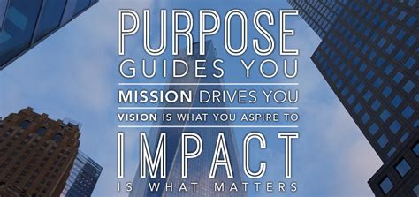 difference  purpose mission  vision