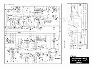 Amstrad Srx350 Sat Receiver Sch Service Manual Download  Schematics  Eeprom  Repair Info For