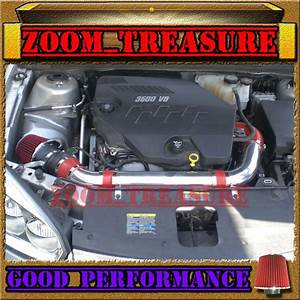 Red 2004 04 Pontiac G6 3 5 3 5l V6