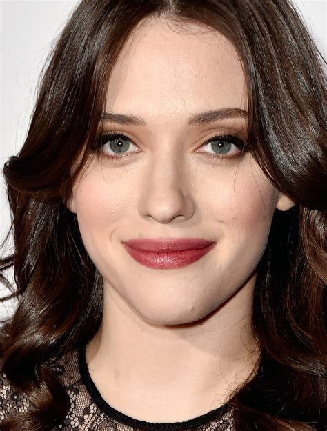 Kat Dennings Modern Romantic Makeup Beautygeeks