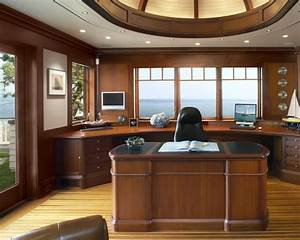Office and workspace designs cool office decorating ideas for Home office decorating ideas for men