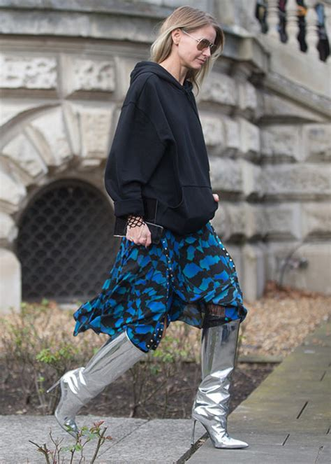 This Footwear Trend Has Taken Over London Fashion Week