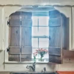 kitchen window shutters interior 25 best ideas about interior shutters on rustic interior shutters indoor shutters
