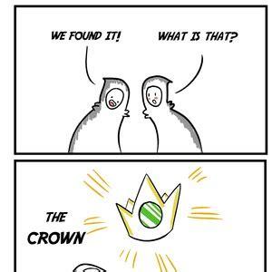 Crown Meme - hold the door by edwarddnewgate meme center