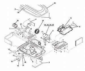 Caravansplus  Spare Parts Diagram - Dometic B3253