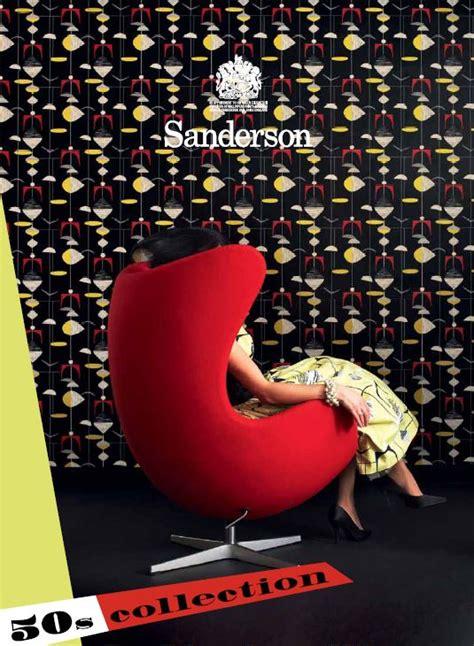 sanderson  wallpaper  fabrics