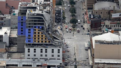 hard rock hotel  orleans collapse  site engineer