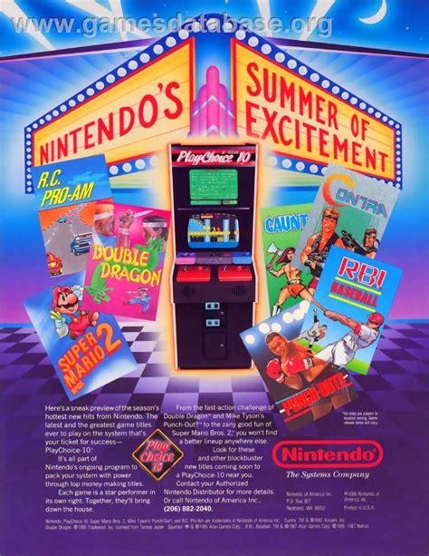 Super Mario Bros 2 Nintendo Nes Games Database