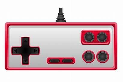 Vector Illustration Joystick Console Gaming Eps Gamer