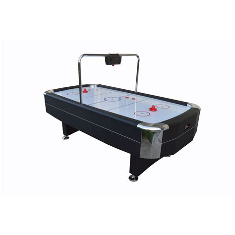 air hockey table accessories sportcraft 64692 8 39 air hockey table sears outlet