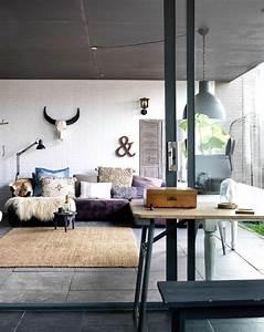 Style Industriel Salon : adopter le style industriel ~ Teatrodelosmanantiales.com Idées de Décoration