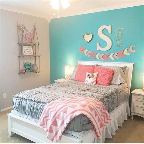 Teal Girls Bedroom Ideas  Home Design