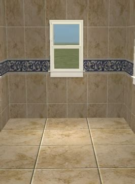 Mod The Sims - Neutral Colored Ceramic Tile Sets