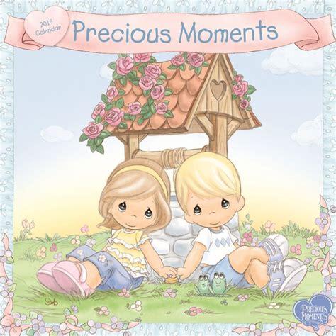 precious moments wall calendar