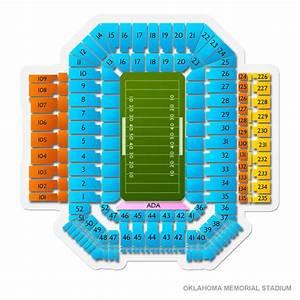Oklahoma Memorial Stadium Tickets Oklahoma Memorial