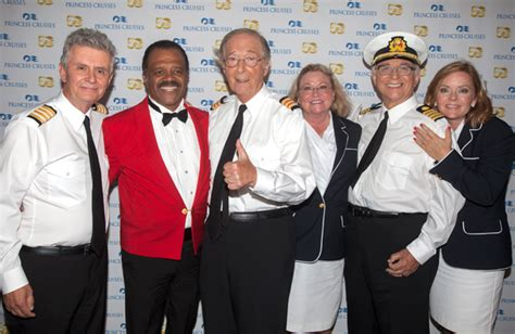 Love Boat Reunion the love boat cast reunion on a cruise ship pic