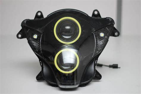gsx suzuki h1 retrofit 2007 mini retrofitlab 600r xenon