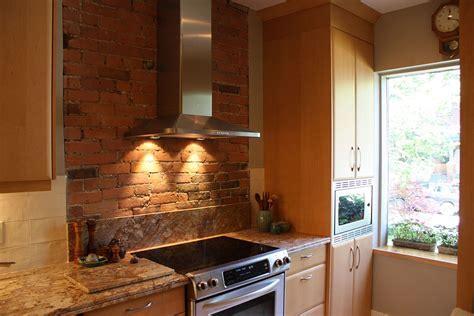 Kitchen: Elegant Kitchen Decoration Ideas With Brick