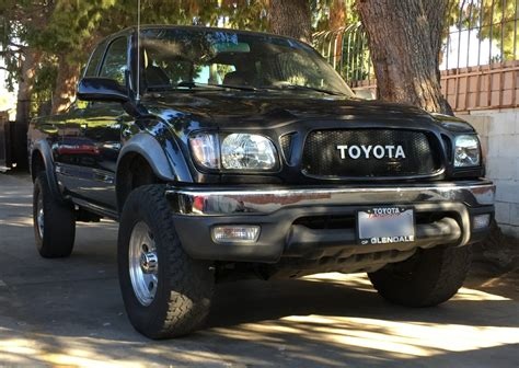 01 Toyota Tacoma by 2001 04 Toyota Tacoma Mesh Grill Builder By Customcargrills