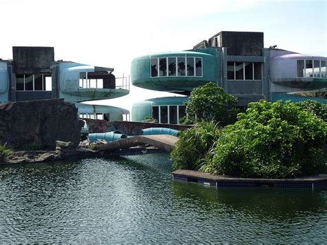 Ufo Häuser Taiwan by 16 Best Abandoned Futuristic Houses Images On