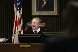 Spokane County District Court judge to retire at the end ...