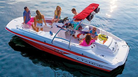 Tahoe Boats Ratings by Tahoe Boats 2016 215 Xi Deck Boat
