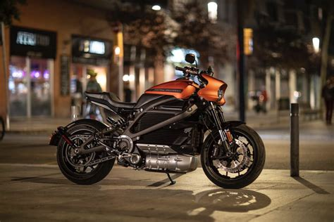 Update Motor Show 2019 : 2019 Harley-davidson Livewire Updates