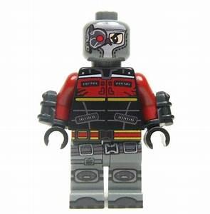 Lego Custom LEGO DEADSHOT from Arkham Origins - Batman ...