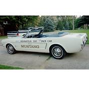 1964 Pace Car  The Mustang Source