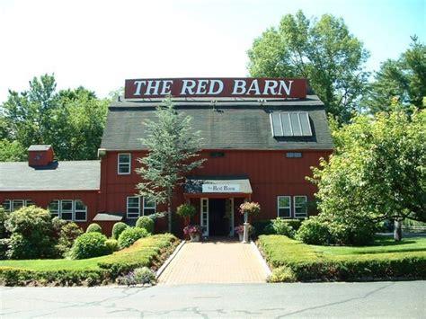 Westport's Red Barn Restaurant Closes