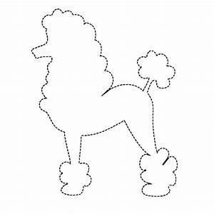 best 25 poodle skirts ideas on pinterest poodle skirt With poodle skirt applique template
