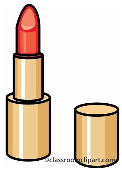 Clipart Clip Lipstick Makeup Cosmetics Beauty Cartoon