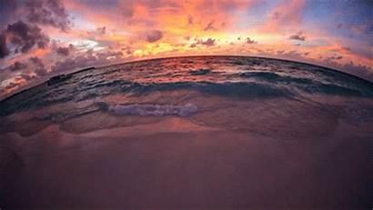 Heart Sunsets Beach Sunset California Ocean Waves