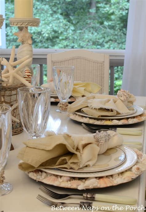 images  coastal tablescapes  pinterest  mustard seeds winter white