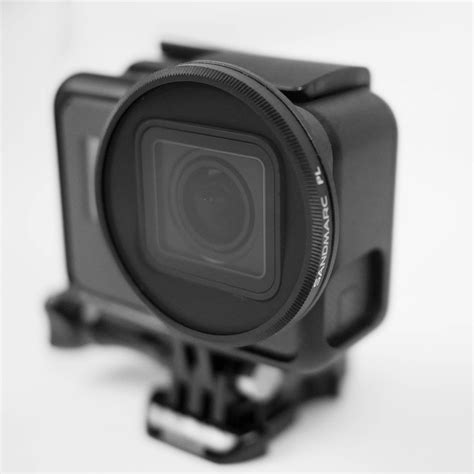 aerial polarizer filter  gopro hero   karma sandmarc