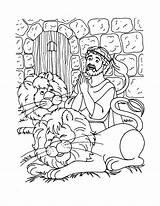 Daniel Lions Den Coloring Lion Colorear Bible Leones Activities Crafts Dibujos Printable Story Sunday Preschool Lessons Craft Sheets Imagenes Sheet sketch template