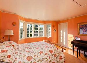 Orange Paint Colors For Bedrooms - Woodwork Samples