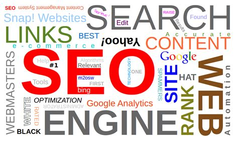 site engine optimization our seo marketing strategy a step by step new website