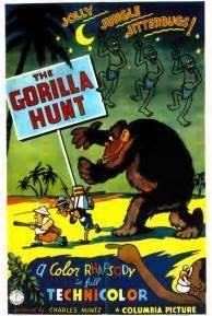 Gorilla Resumen by The Gorilla Hunt C 1939 Filmaffinity