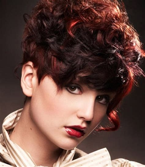short curly hairstyles  women  curly hair cuts