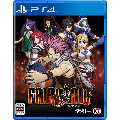 ps fairy tail standard edition reng play