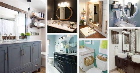 bathroom makeover ideas 28 best budget friendly bathroom makeover ideas and