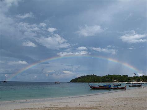 ko lipe diving rainbow  pattaya beach koh lipe