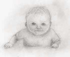 Baby Pencil Sketches