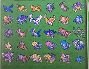All Shiny Legendary Pokemon | www.imgkid.com - The Image ...